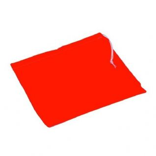 Orange Fluorescent Propeller Bag (Medium)